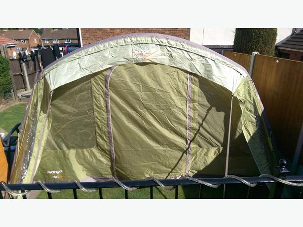 Vango evoque 600 airbeam 6 berth tent.
