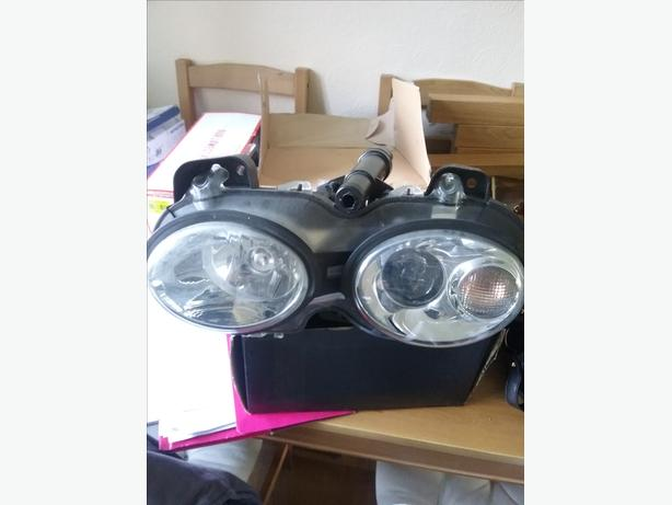 Jaguar head light brand new