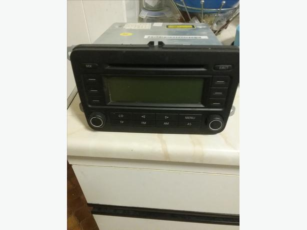 Vw cd player