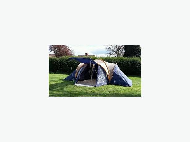 Suncamp Omega LX  Berth Tent