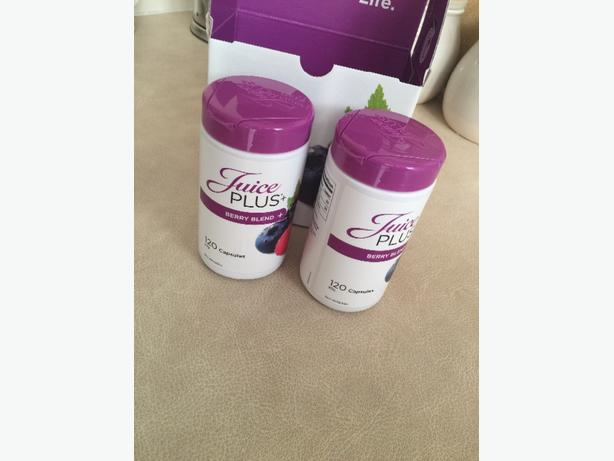 Juice Plus Berry capsules BN
