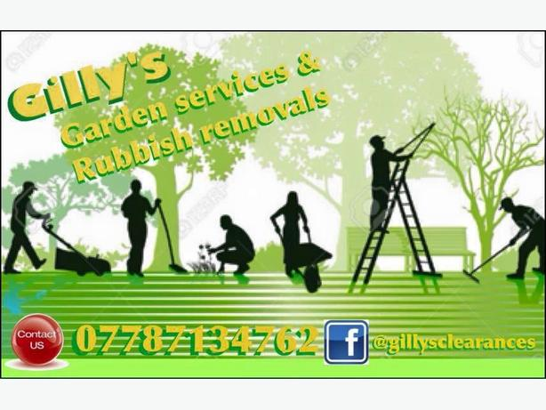 garden services & rubbish removals