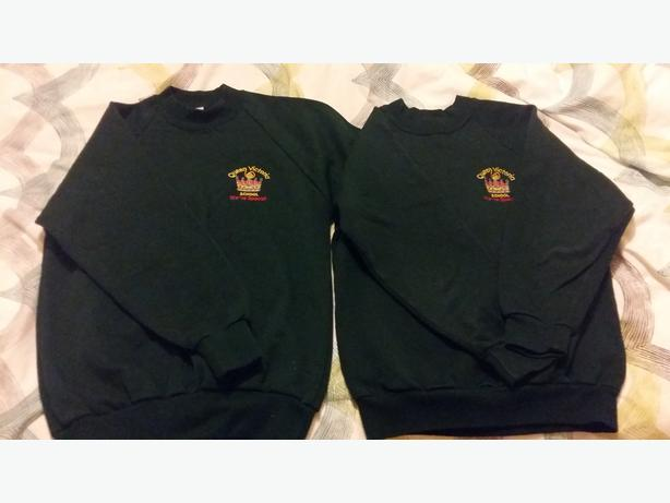 Queen Victoria Boys Sweat Shirts (see description for details}