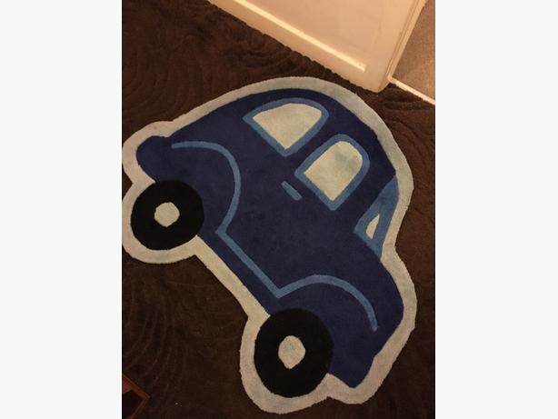 next car rug