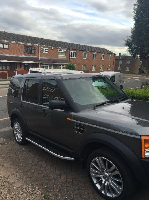 land rover discovery walsall wolverhampton. Black Bedroom Furniture Sets. Home Design Ideas