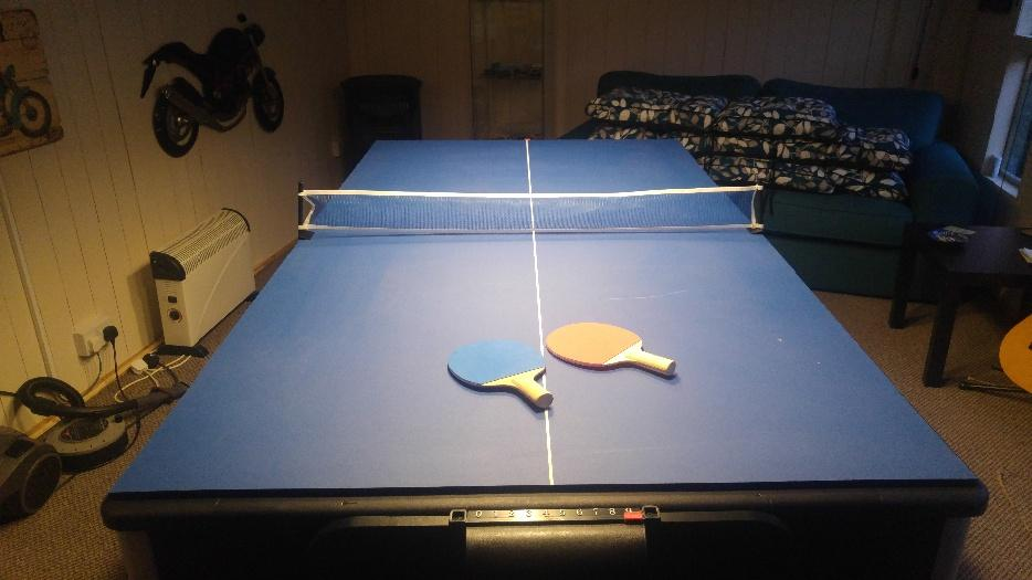 Full size pool table air hockey table tennis wolverhampton - Full size table tennis table dimensions ...