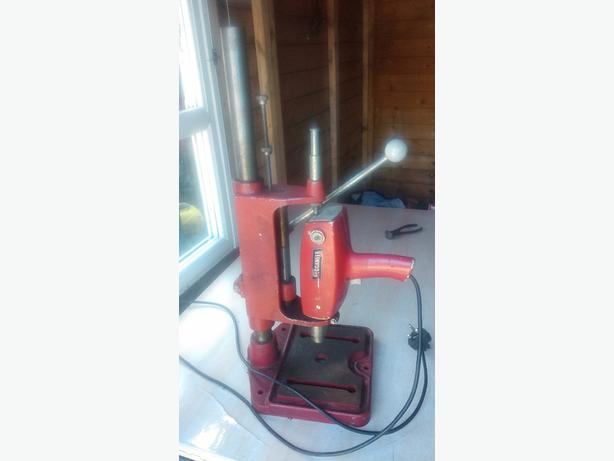 bench drill good working order