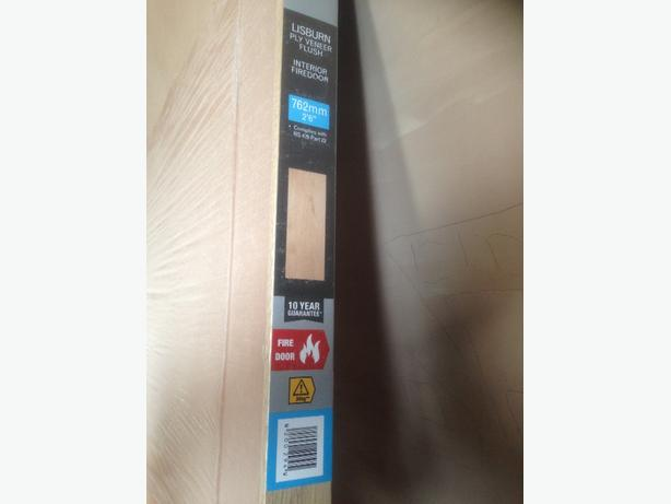 FREE: wickes fire door 762mm