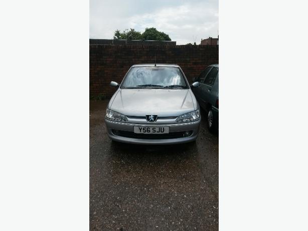 2001 Peugeot 306 meridian (Breaking)