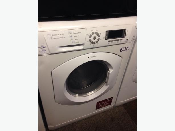 HOTPOINT ULTIMA SUPER SILENT WASHER / DRYER
