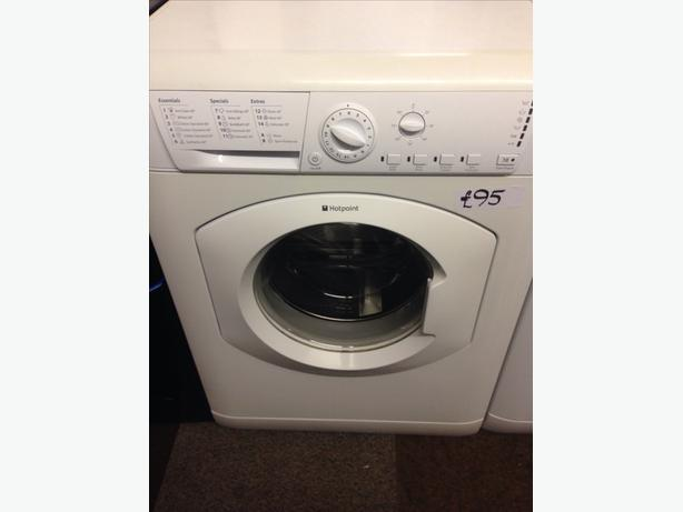 HOTPOINT FUTURA 6KG WASHING MACHINE