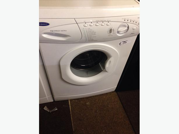 HOTPOINT AQUARIUS WASHING MACHINE2