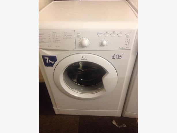 INDESIT WASHING MACHINE 7KG0