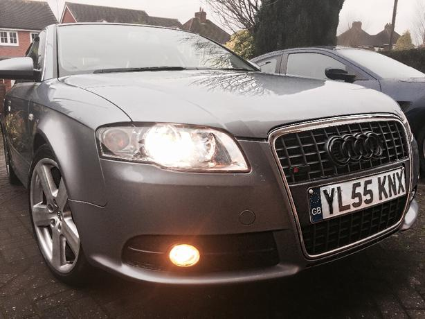 Audi A4 S Line 2.0TDI