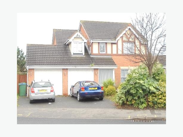 *B.C.H*-Brades Rd, OLDBURY-4 Bed Detached Executive house