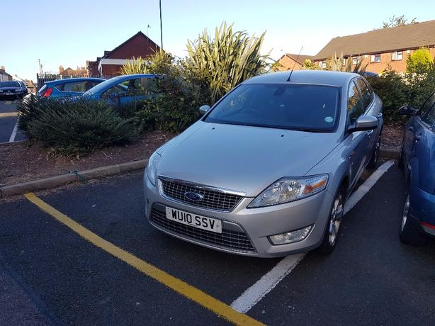 Ford Mondeo 2.0 tdci 2010 166 bhp