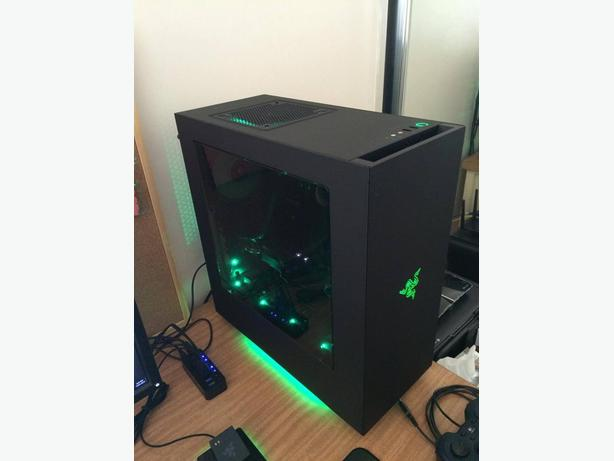 High End Gaming Rig - Will Swap For iMac / Macbook Pro
