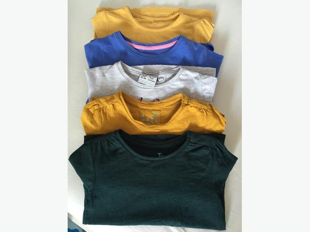 2-3 yrs long sleeve tops x5