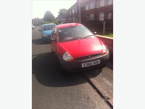Ford ka s reg good runner needs tlc on body