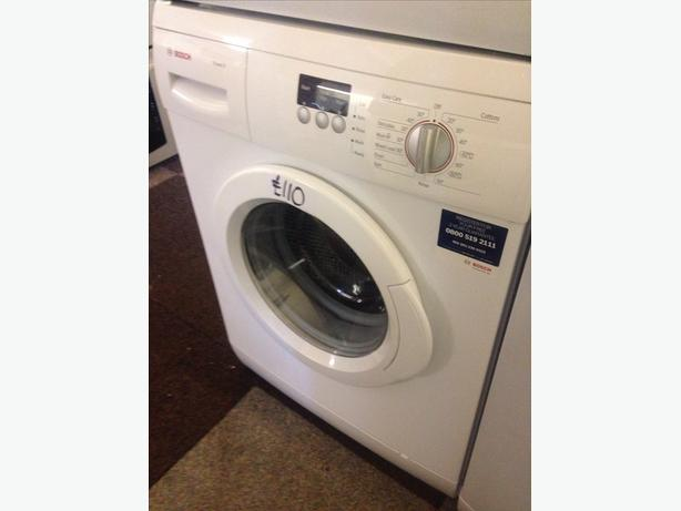 BOSCH 6KG WASHING MACHINE00