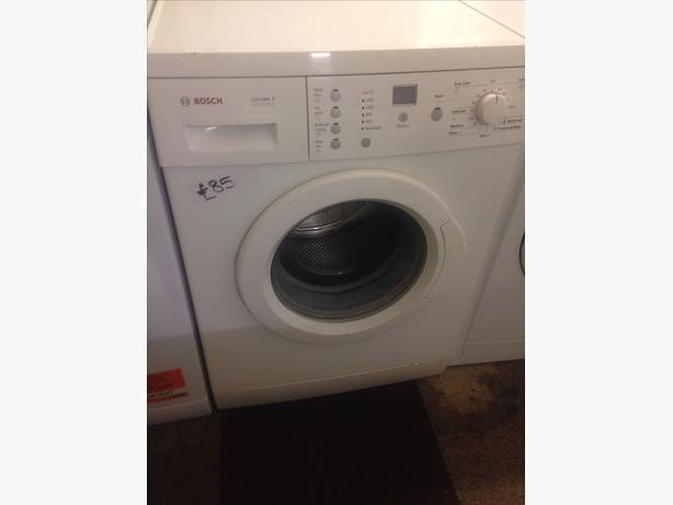 BOSCH CLASSIXX 1400 SPIN 6KG WASHING MACHINE5