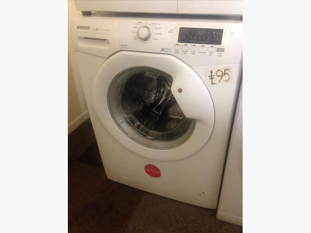6KG HOOVER WASHING MACHINE 1400 SPIN0