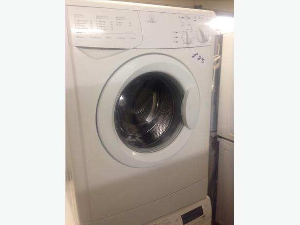 INDESIT 6KG WASHING MACHINE001