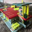 Matchbox Action System - Super Service Centre Playset