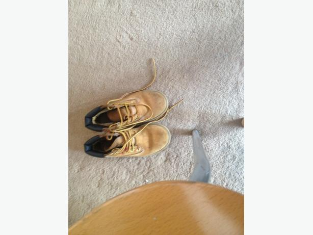 toddler size 9 timberlands