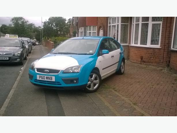 bargain ford focus low mileage excellent fuel economy walsall sandwell. Cars Review. Best American Auto & Cars Review