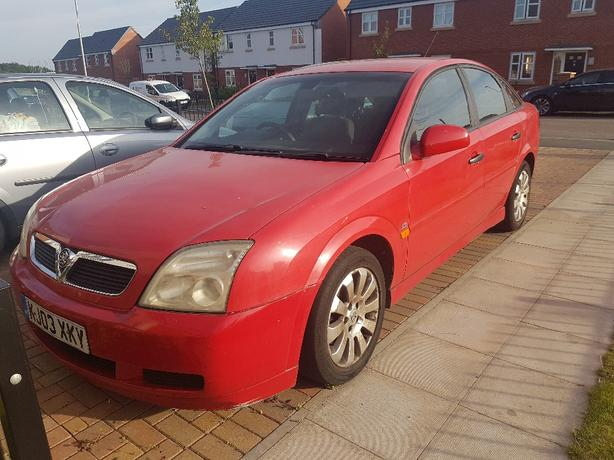 vauxhall vectra spares or repairs 200 ono