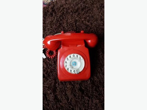 FOR TRADE: vintage phone