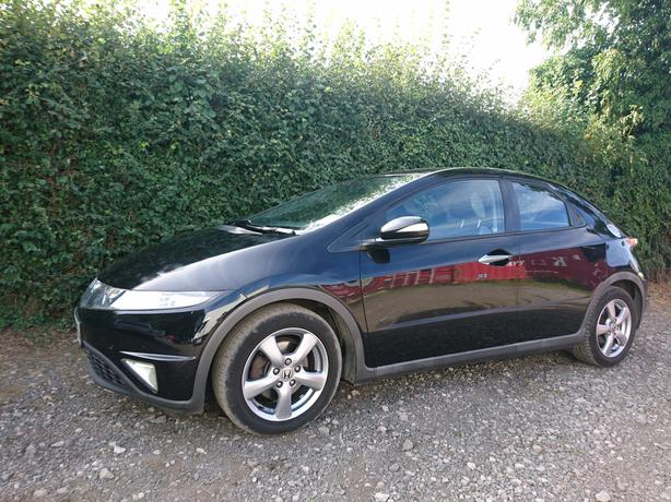 2006 honda civic 2 2 i cdti sport 5 door alloys aircon service history mot wolverhampton. Black Bedroom Furniture Sets. Home Design Ideas
