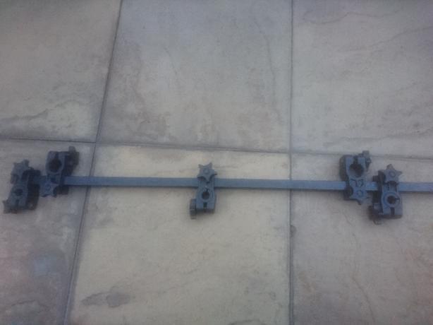 preston tool bar
