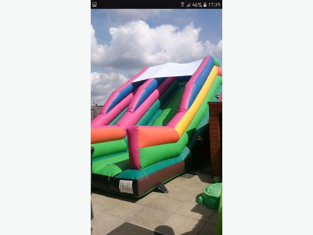 Inflatable Super Slide Hire