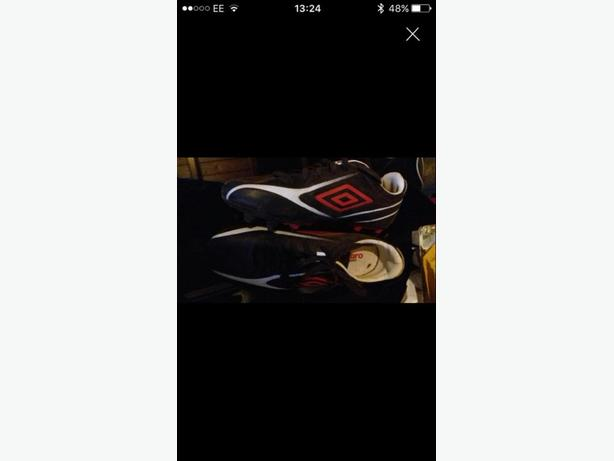 football boots size 4 and 5