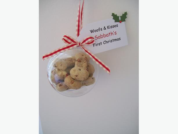 Personalised Dog Christmas Gift