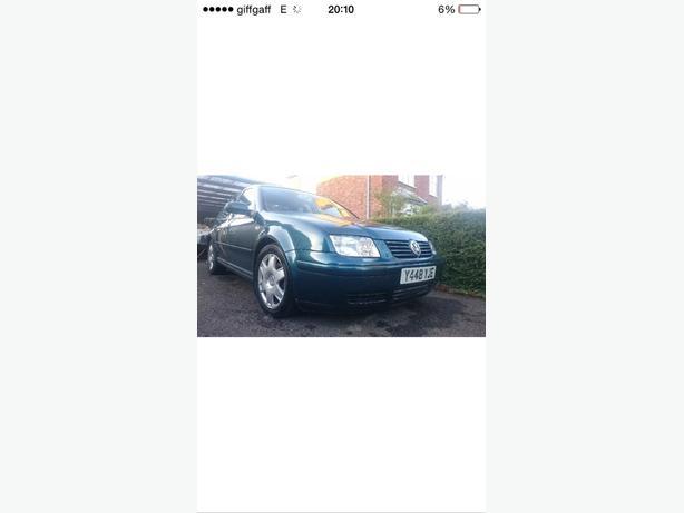 VW BORA 1.9 TDI Sport