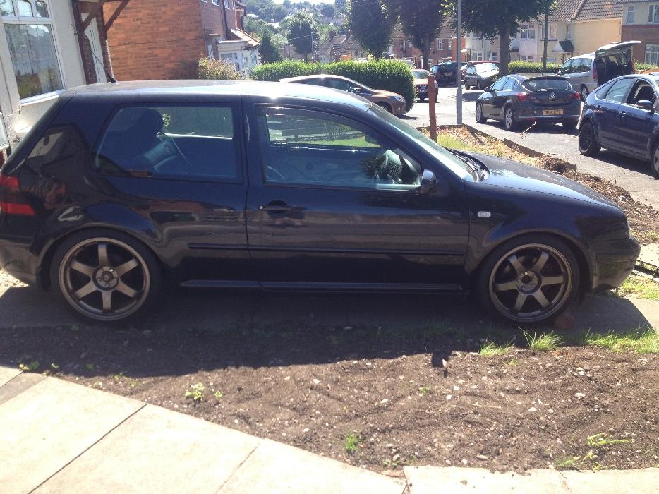 Golf Mk4 Gti Turbo Conversion For Repairs Oldbury Dudley