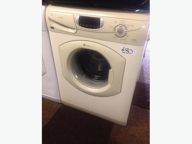 HOTPOINT ULTIMA 6KG LCD DISPLAY3