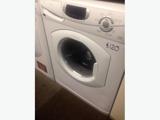 HOTPOINT WASHER / DRYER 5+5KG LCD DISPLAY4