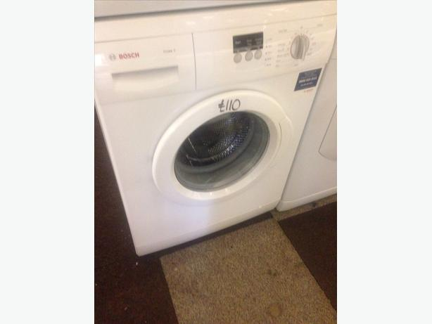 BOSCH WASHING MACHINE 6KG....