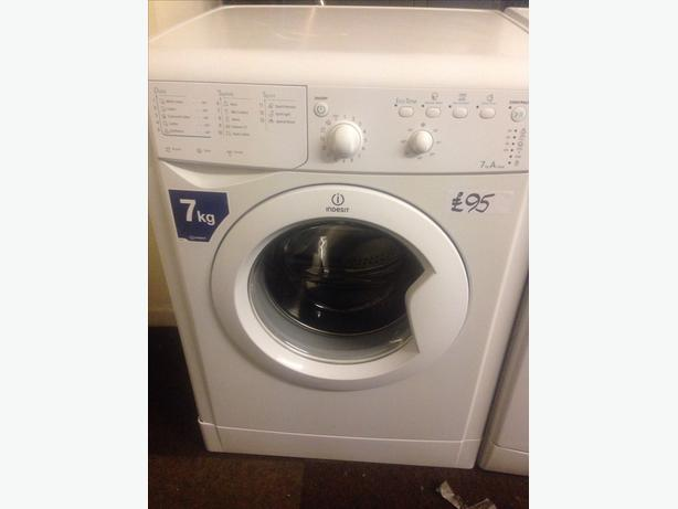 7KG INDESIT WASHING MACHINE WHITE2