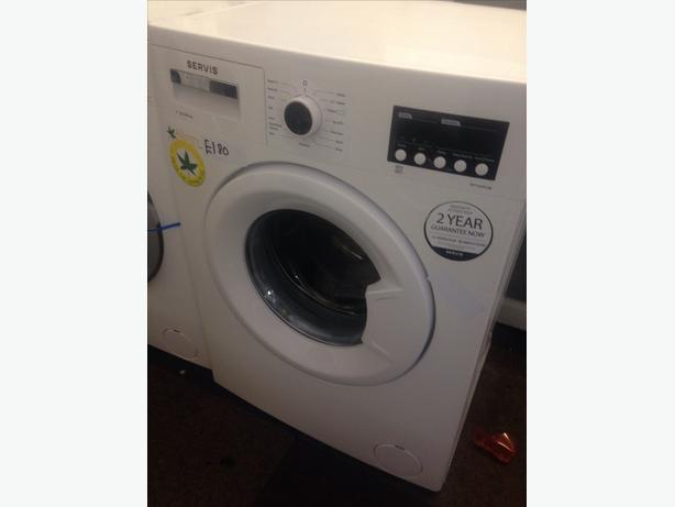 SERVIS GRADED 7KG WASHING MACHINE