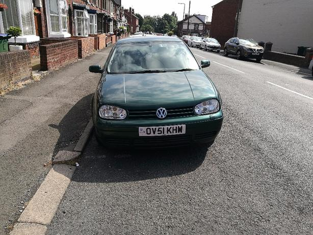 VW golf 1.8 gti mk4 quick sale