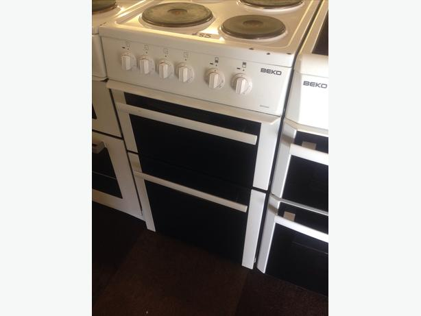 BEKO PLATED ELECTRIC COOKER 50CM2