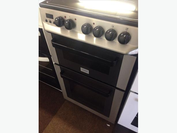 ZANUSSI ELECTRIC COOKER 50CM CERAMIC GLASS TOP1