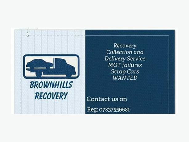 Brownhills Recovery