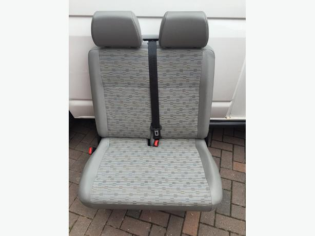 vw transporter t4/t5 front double seat