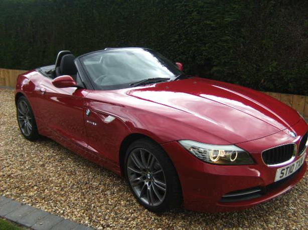 BMW ZR Z4 SDRIVE 231 CONVERTIBLE,10 REG,ONLY 26,000 MILES FROM NEW.